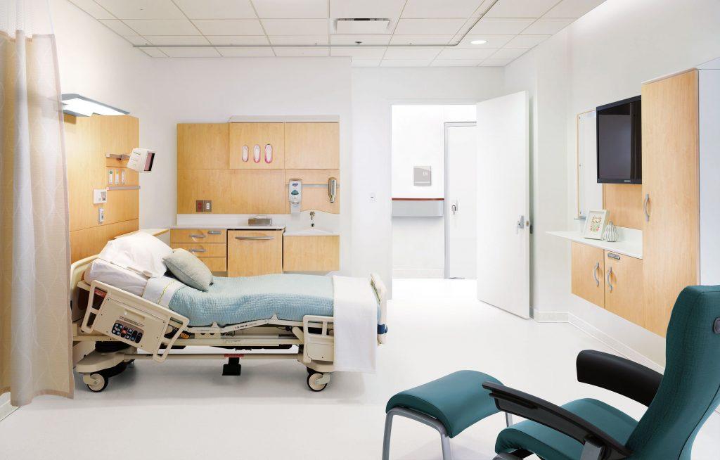 Krankenhaus zimmer
