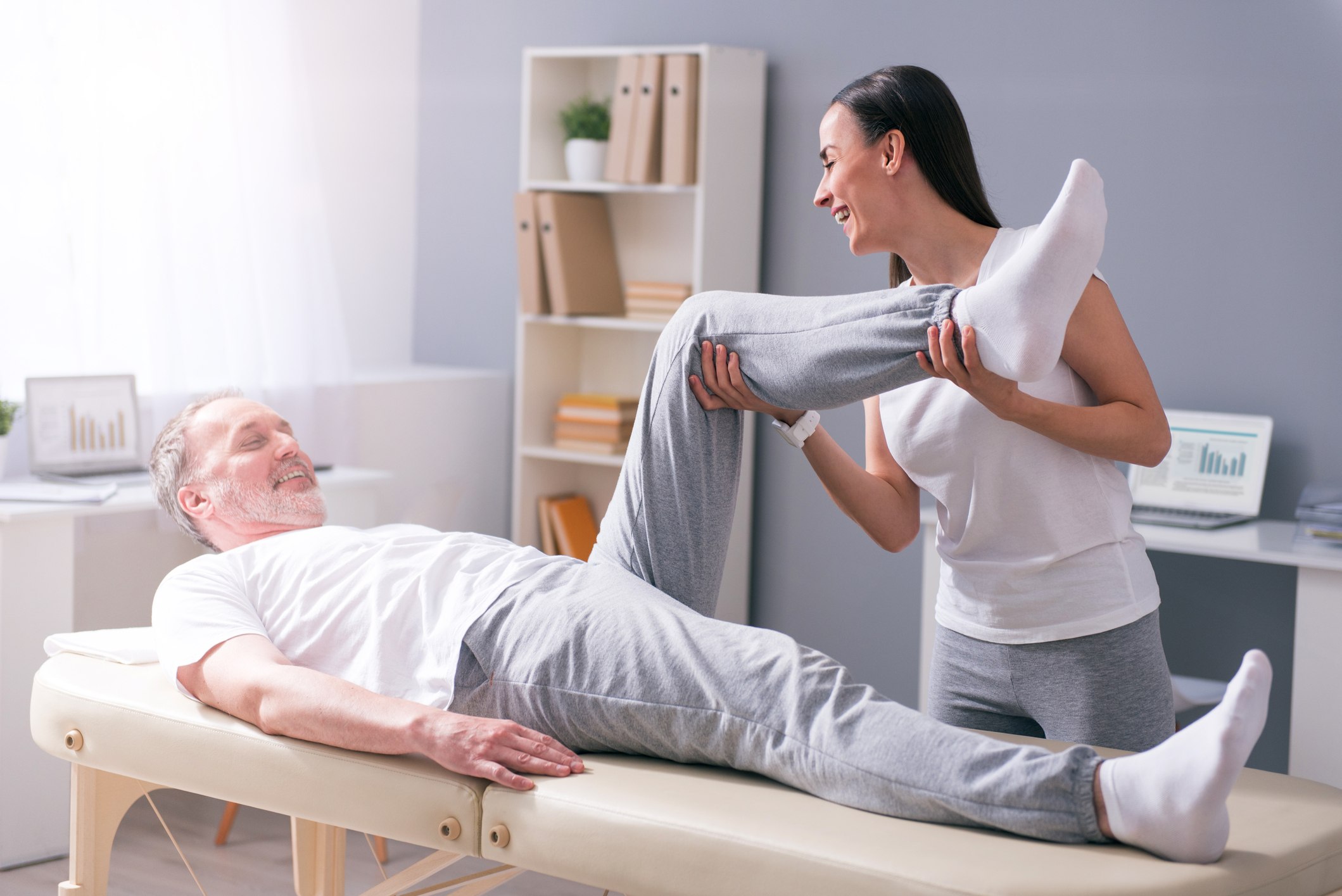 Read more about the article 3 Physiotherapeuten in das Westmünsterland