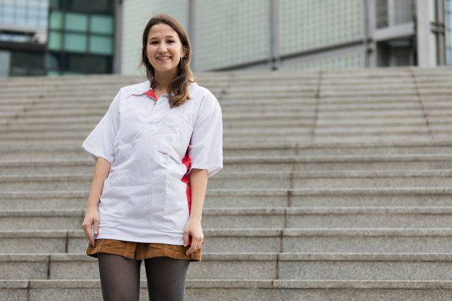 Krankenschwester Spanien